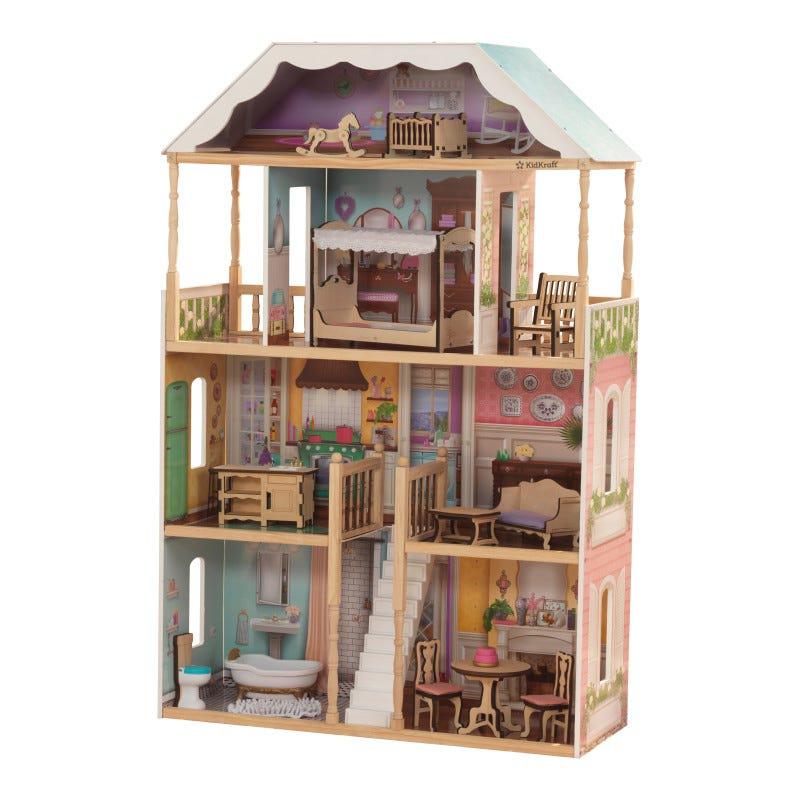 KidKraft® Hiška za punčke Charlotte Dollhouse