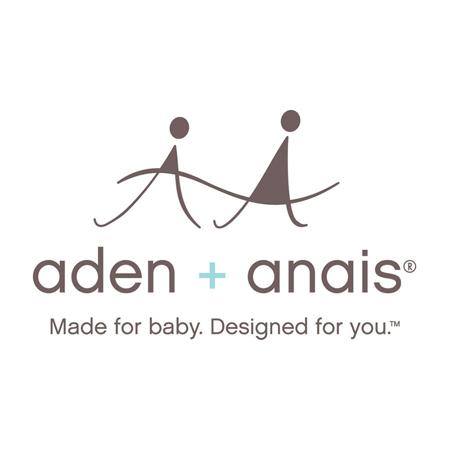 Aden+Anais® Komplet 4 tetra pleničk Lovely 120x120