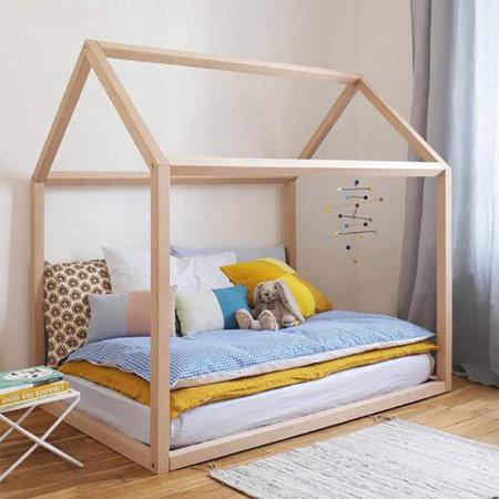 Childhome® Otroška postelja hiška 200x90