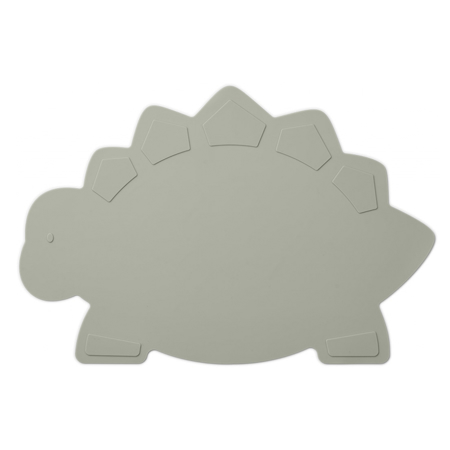 Slika Liewood® Silikonska podloga za hranjenje Tracy Placemat Dino Dove Blue