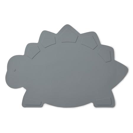Slika Liewood® Silikonska podloga za hranjenje Tracy Placemat Dino Blue Wave