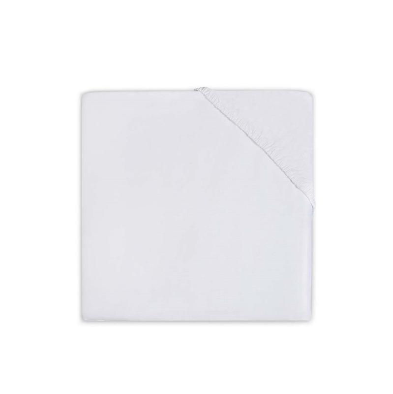 Jollein® Bombažna rjuha White 120x60