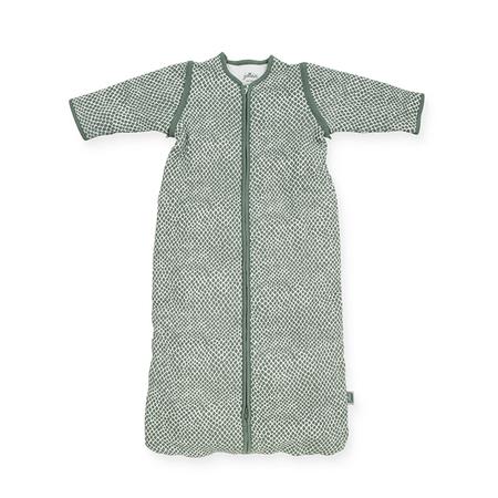 Slika Jollein® Otroška spalna vreča s snemljivimi rokavi 90cm Snake Ash Green TOG 2.0