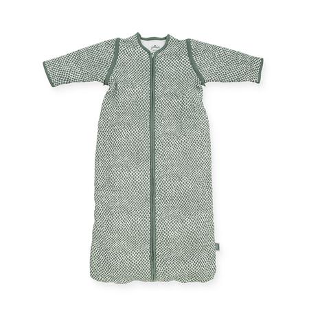 Slika Jollein® Otroška spalna vreča s snemljivimi rokavi 70cm Snake Ash Green TOG 2.0