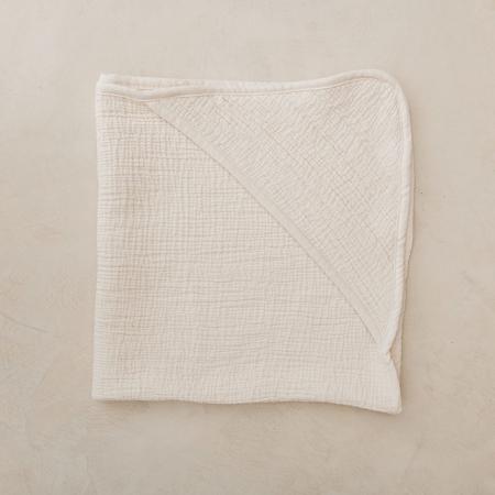 Lunilou® Brisača s kapuco Off White