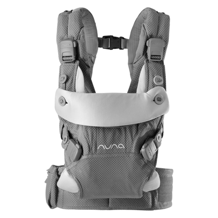 Slika Nuna® Ergonomska nosilka Cudl™ Front and Back Slate