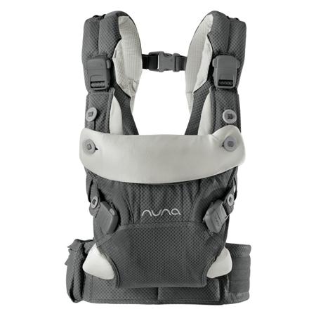Slika Nuna® Ergonomska nosilka Cudl™ Front and Back Granite