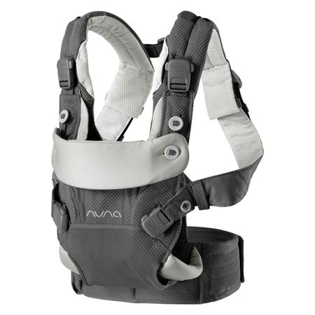 Nuna® Ergonomska nosilka Cudl™ Front and Back Granite