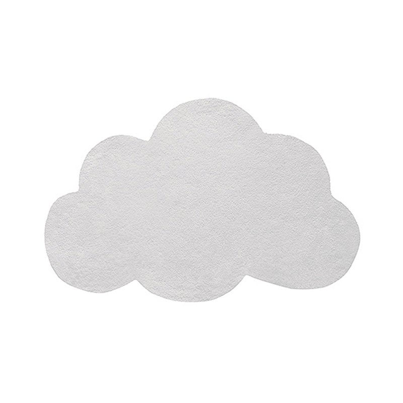 Lilipinso® Otroška preproga Cloud Light Grey 100x64