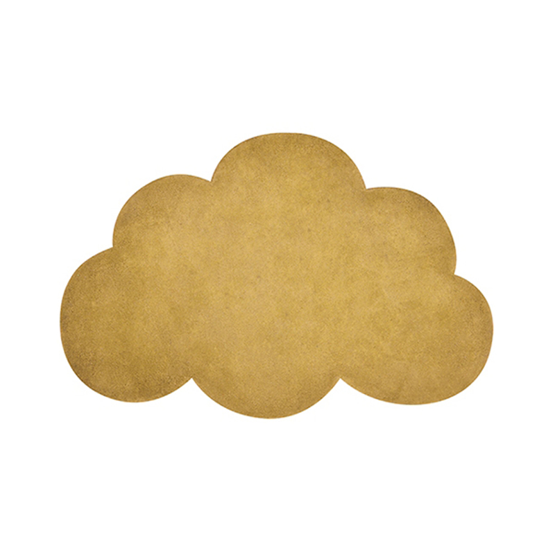 Lilipinso® Otroška preproga Cloud Mustard 100x64