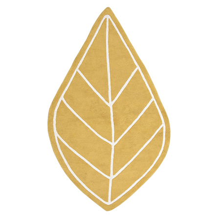 Slika Lilipinso® Otroška preproga Autumn Leaf 100x98