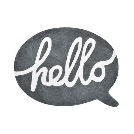 Slika Lilipinso® Otroška preproga Hello 90x65