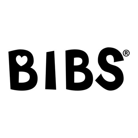 Bibs® Duda De Lux Silikon Cloud & Black (0-36m)