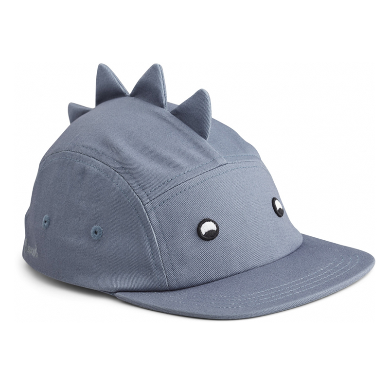 Liewood® Rory kapa s šilcem Dino Blue Wave 6-12 M