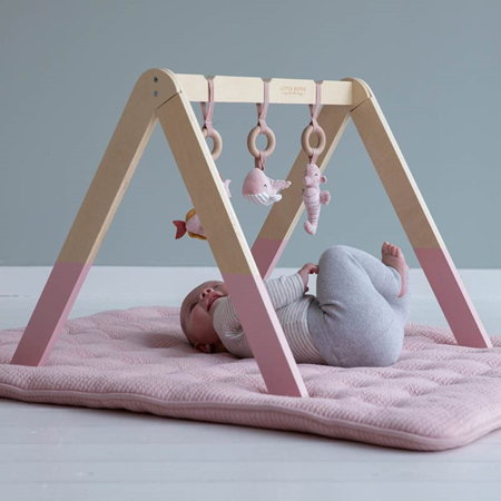 Little Dutch® Lesen igralni lok Ocean Pink