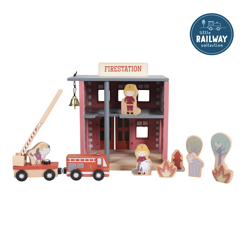 Little Dutch® Požarna postaja