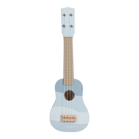 Slika Little Dutch® Lesena otroška kitara Blue