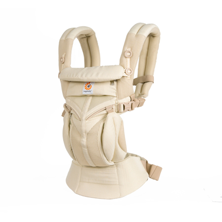 Slika Ergobaby® Nosilka Omni 360 Cool Air Mesh Natural
