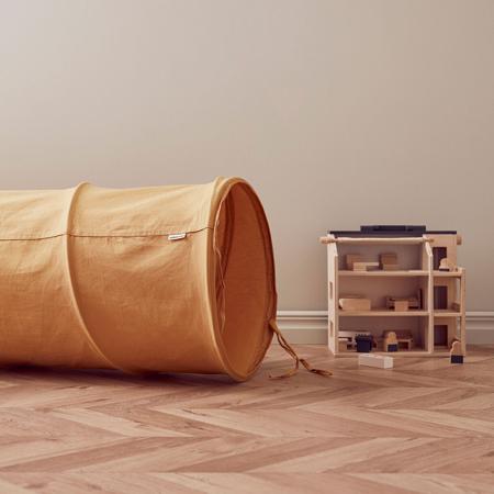 Kids Concept® Igralni tunel Yellow