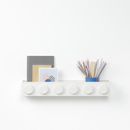 Lego® Knjižna polica White