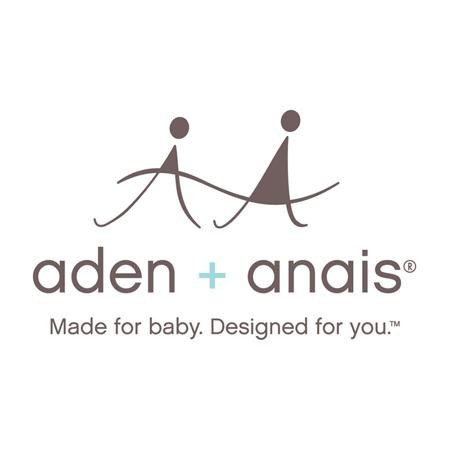 Aden+Anais® Komplet 3 povijalnih pleničk Marine Gardens 120x120