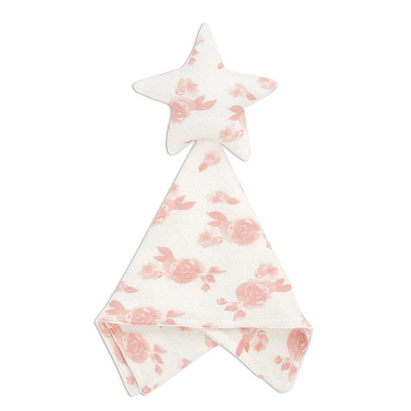 Aden+Anais® Svilnato mehka ninica Snuggle Knit Rosettes