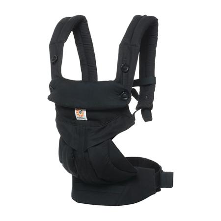 Ergobaby® Nosilka 360 Cool Air Pure Black