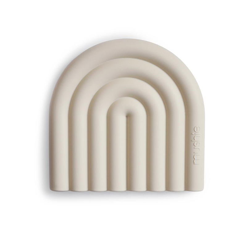 Mushie® Grizalo mavrica Shifting Sand
