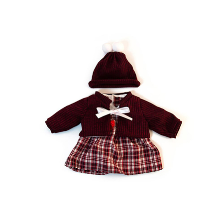 Slika Miniland® Obleka za punčke 38cm