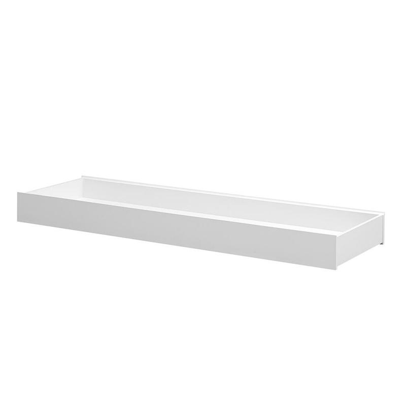 Quax® Predalnik za otroško posteljico hiška My Home White