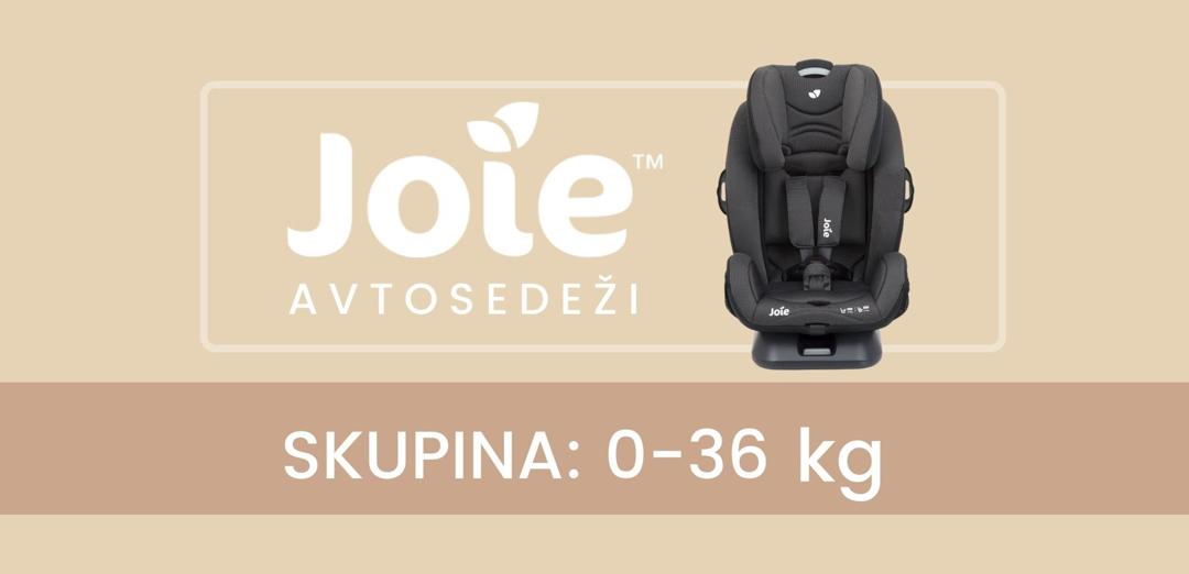 Razlike med modeli avtosedežev Joie, skupine (0-36 kg)