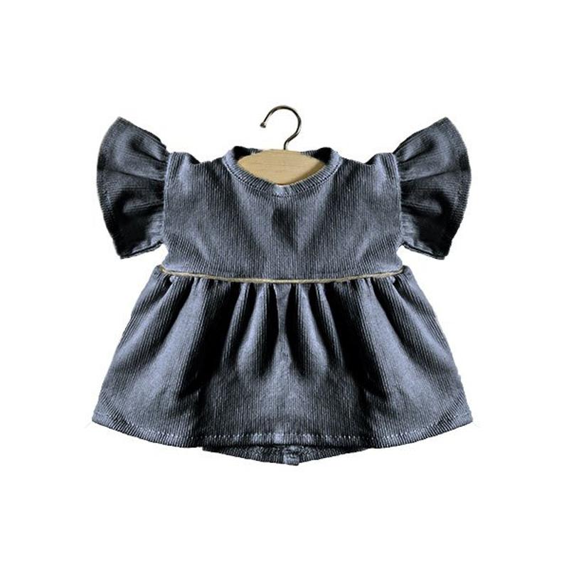 Minikane® Obleka za punčke Gris 34cm