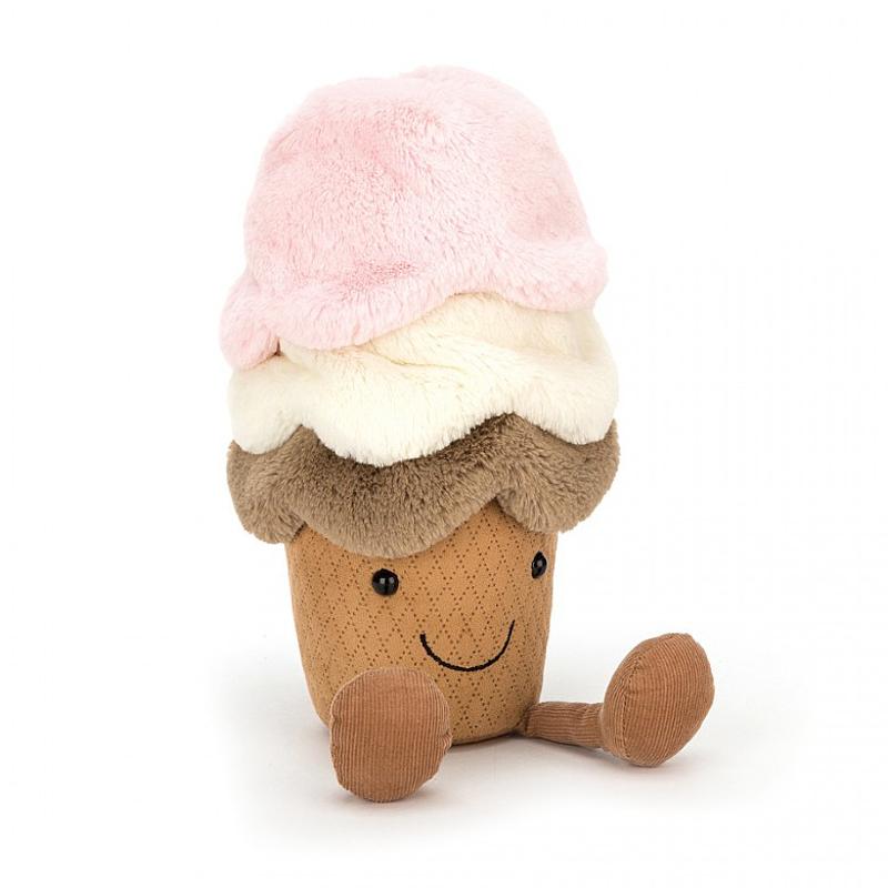 Jellycat® Plišasta igračka Ice Cream 29x10