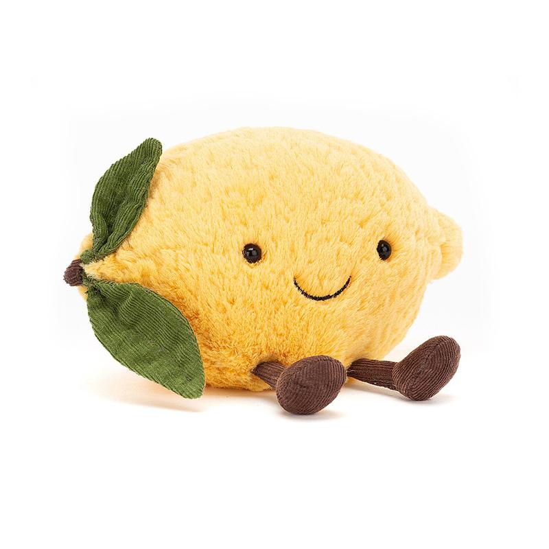 Jellycat® Plišasta igračka Lemon 12x18