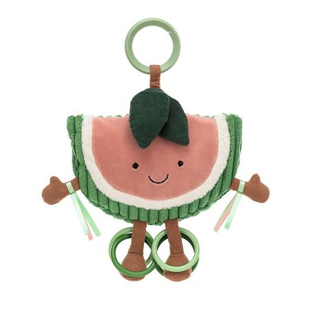Slika Jellycat® Aktivnostna plišasta igračka Watermelon 12x19