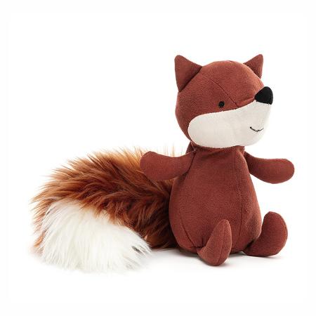 Jellycat® Plišasta igračka Suedetta Fox 17x5