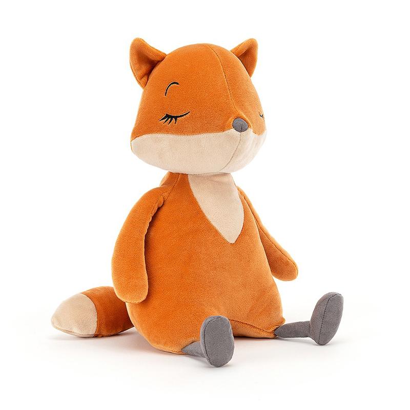 Jellycat® Plišasta igračka Sleepee Fox 36x16