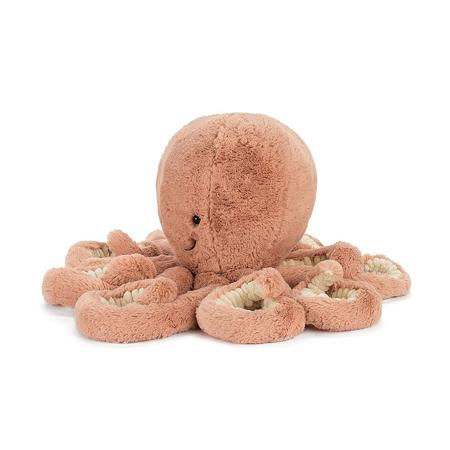 Jellycat® Plišasta igračka Odell Octopus