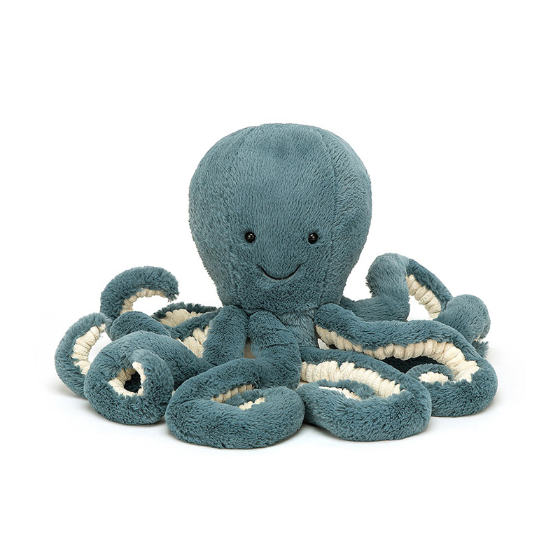 Jellycat® Plišasta igračka Storm Octopus Small 23x11
