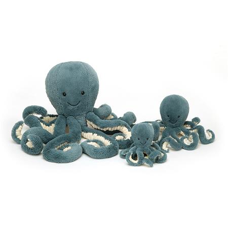 Jellycat® Plišasta igračka Storm Octopus