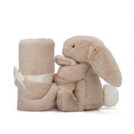 Jellycat® Ninica Bashful Beige Bunny 34cm