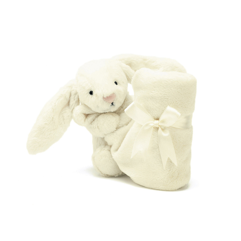 Jellycat® Ninica Bashful Cream Bunny 34cm