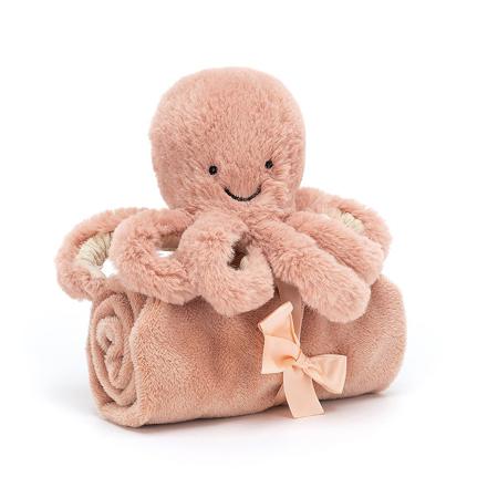 Slika Jellycat® Ninica Odell Octopus 34cm