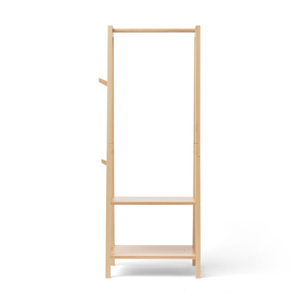 Kids Concept® Leseno stojalo za oblačila Saga Blonde