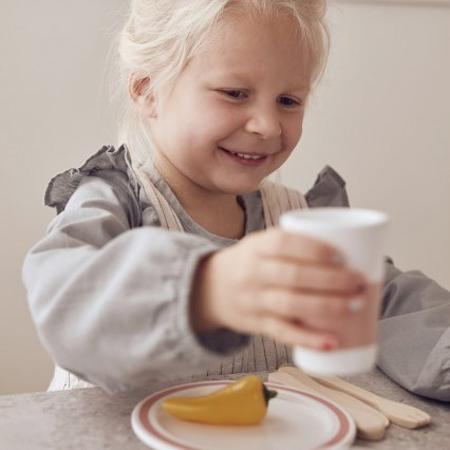 Kids Concept® Igralni jedilni set Bistro