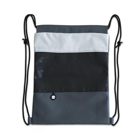 Ksenka® Ročno izdelan nahrbtnik Rustic - Dark Grey
