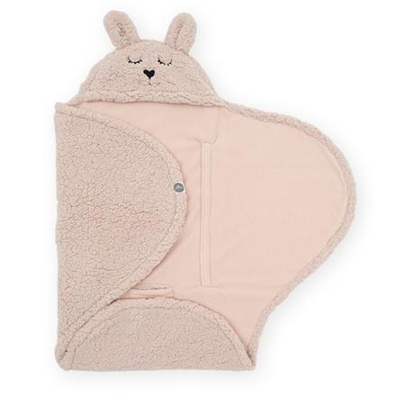Slika Jollein® Odeja za novorojenčke Bunny Pale Pink 105x100