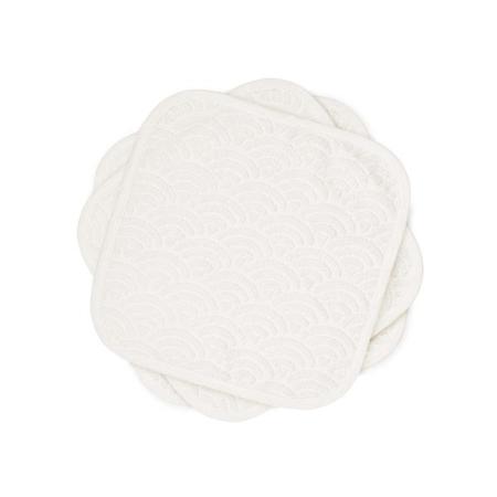 Slika CamCam® Krpice za umivanje Off White 30x30
