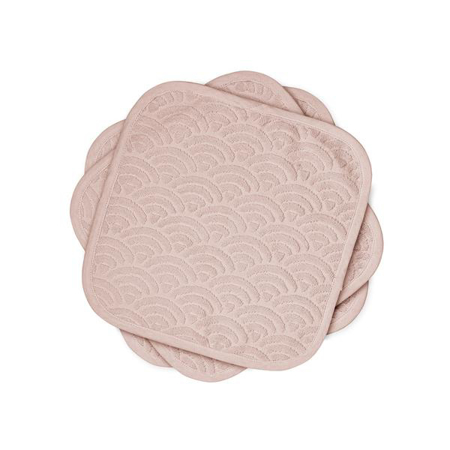 Slika CamCam® Krpice za umivanje Dusty Rose 30x30