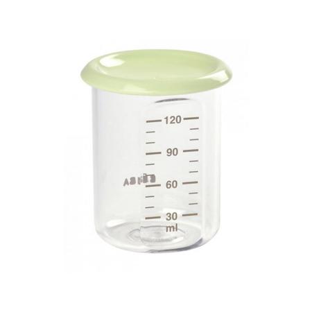 Slika Beaba® Posodica z merico Light Green 120ml